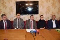 MUSTAFA ŞAHİN - Bakan Eroğlu Malatya Yatırımlarını Değerlendirdi