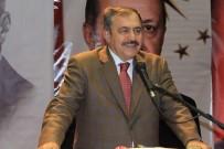 Bakan Eroğlu'nda Terörle Mücadelede Kararlılık Vurgusu