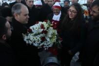 KAFKAS ÜNİVERSİTESİ - Bakanlar, Sarıkamış'ta Kardan Şehit Heykellerinin Açılışını Yaptı