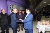 OSMAN HAMDİ BEY - Başkan Köşker'den Arapçeşme'ye Hizmet Sunumu
