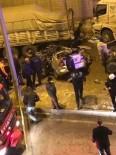 KıŞLA - Bayburt'ta Trafik Kazası Açıklaması 3 Ölü, 4 Yaralı
