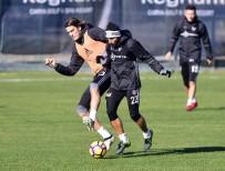 NECIP UYSAL - Beşiktaş, İkinci Yarı Hazırlıklarına Devam Ediyor