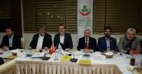 İBRAHIM BURKAY - Burkay Açıklaması 'Bursa Başarılarıyla Türkiye'ye Moral Veriyor'