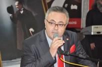 KATLIAM - CHP Uşak Teşkilatından İzmir Saldırısı Açıklaması