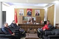 Daire Başkanı Emin Türk, Hisarcık'ta İncelemelerde Bulundu