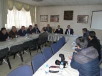 ALI KAYA - Darende'de Tarım Masaya Yatırıldı
