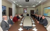 Deniz Feneri Derneği'nden Vali Azizoğlu'na Ziyaret