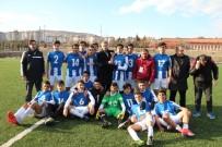 MUSTAFA GÜR - Elazığ'da U-17 Ve U-15 Ligi Şampiyonları Kupalarını Aldı