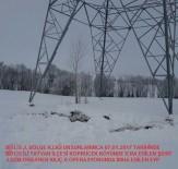 YÜKSEK GERİLİM HATTI - Elektrik Direğinin Altında EYP Bulundu