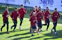 LUKAS PODOLSKI - Galatasaray Hazırlıklarını Sürdürüyor