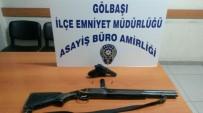 SİLAH TİCARETİ - Gölbaşı'nda Silah Kaçakçılarına Operasyon