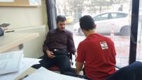 FARUK ARSLAN - HÜDA PAR'dan Kan Bağışına Destek