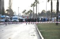 TRAFİK POLİSİ - İzmir Adliyesinde Görevli 5 Kişi Gözaltında