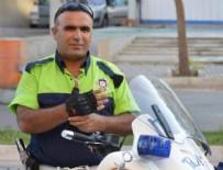 POLİS NOKTASI - Kahraman polise son veda