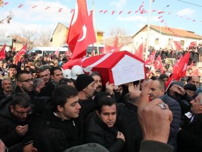 Kahraman şehit Fethi Sekin'i binler uğurladı