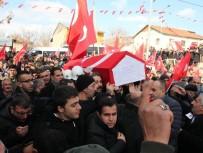 CENAZE TÖRENİ  - Kahraman şehit Fethi Sekin'i binler uğurladı