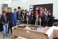MEHMET YıLDıRıM - Kahta Kros Şampiyonu Oldu