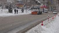 Kar Tekirdağ'da Etkisini Sürdürüyor