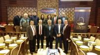 AHMET ARABACı - Kütahya'da 'Yeni Bir Hayat, Yeni Bir Nefes Derneği' Kuruldu