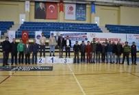 MUSTAFA KARACA - KYK'lı Öğrencilerin Katıldığı Masa Tenisi Turnuvası Sona Erdi