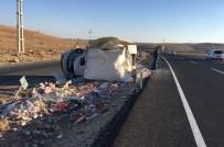Mardin'de İki Ayrı Trafik Kazası Açıklaması 5 Yaralı