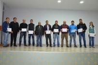 Milas'ta 5 Ayrı Kursa Katılanlara Belgeleri Verildi