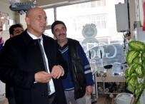 Milletvekili Ilıcalı 'Dadaş Mucit'i Ziyaret Etti