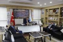 OEDAŞ'tan Başkan Duymuş'a Ziyaret