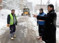 MUSTAFA DÜNDAR - Osmangazi'de 480 Kişilik Ekip Karla Mücadele Ediyor