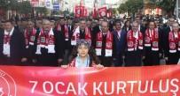 OSMANIYE VALISI - Osmaniye'nin Düşman İşgalinden Kurtuluşunun 94. Yıl Dönümü Kutlandı