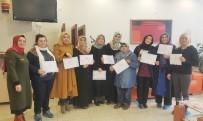 OSMANLıCA - Pursaklarlı Kadınlar Arapça Sertifikası Aldı