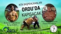 SELÇUK ÜNIVERSITESI - Recep Kara 'Asya Sumo Şampiyonu'yla Karşılaşacak