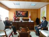 Rektör Kılıç'tan İl Özel İdare Genel Sekreteri Benli'ye Ziyaret