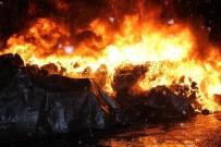 Sabaha Karşı Çıkan Yangın, Paniğe Neden Oldu