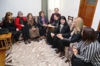Sağlık Vakfı Ve Şehit Ailelerine Ziyaret
