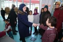 ÇEVRE VE ŞEHİRCİLİK BAKANI - Sevgi Evleri'nde Kalan Çocuklar Bilim Merkezini Gezdiler