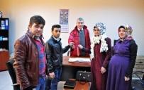 Söğüt'te Suriyeli Çiftin Nikahı Kıyıldı