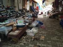 MOBESE KAMERASI - Tarihi Birgi'deki 10 İş Yerinde Hırsızlık Şoku