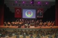 YABANCı DIL - TED Senfoni Orkestrası'ndan Geleneksel Yeni Yıl Konseri