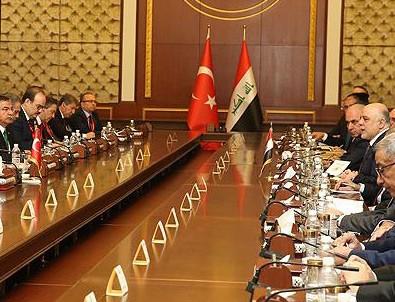 Türkiye ve Irak'tan ortak bildiri