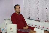 Vali Gül'den, Fırat Kalkanı Harekatı Gazisine Ziyaret