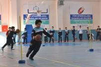 MIMARSINAN - Yıldırımlı Çocuklar Basket Öğreniyor