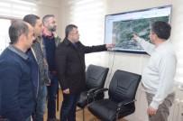 AK Parti İl Başkanı, Karla Mücadele Çalışmalarını İnceledi