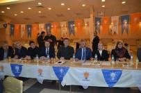 AK Parti Karabük İl Başkanlığı Daraltılmış İl Danışma Meclisi Toplantısını Gerçekletirdi
