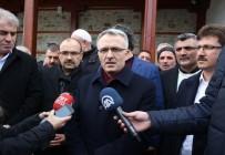 Bakan Ağbal, Restorasyonu Tamamlanan Konursu Ulu Camii'ni İnceledi