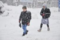 Balıkesir'de Okullar 1 Gün Tatil Edildi
