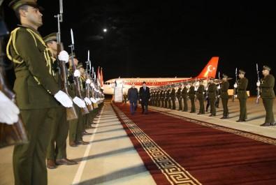 Başbakan Binali Yıldırım, Erbil'de