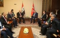İYAD ALLAVI - Başbakan Yıldırım, Irak Cumhurbaşkanı Yardımcısı Allavi İle Görüştü