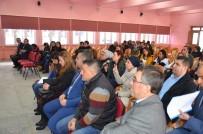 Başkan Kalın Kırka'da Veli Ve Öğretmenlerle Bir Araya Geldi