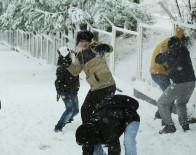 KAR KÜREME ARACI - Başkan Tok Açıklaması 'İlkadım'da Kar Çile Değil, Güzelliktir'